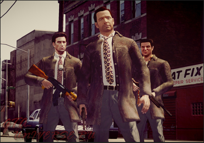 Max Payne HD Ped Pack